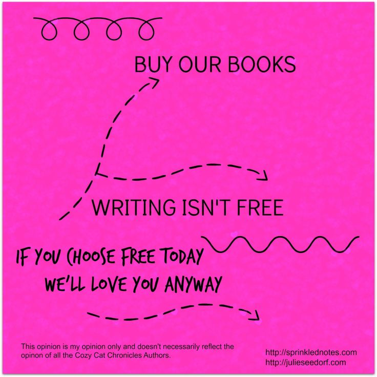WRITING ISNT FREE1